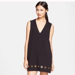 "NWT Rachel Zoe ""Cooper"" Black Shift Dress"
